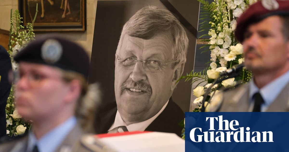 Suspect in killing of German politician was jailed for