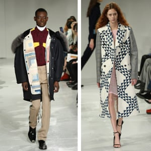 LOOKS FROM CALVIN KLEIN AW17