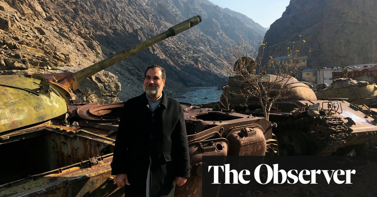 To the Mountains by Abdullah Anas and Tam Hussein – review