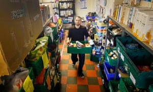 By April the trust expects to have given out more food parcels than the 1.1m it gave out during the year to April 2016. Food bank use grew rapidly after 2013 but has stabilised at just over a million parcels annually since 2015.