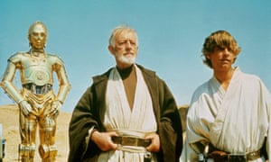 Enormous And Exhilarating Fun The Guardian S Original Star Wars Review Film The Guardian