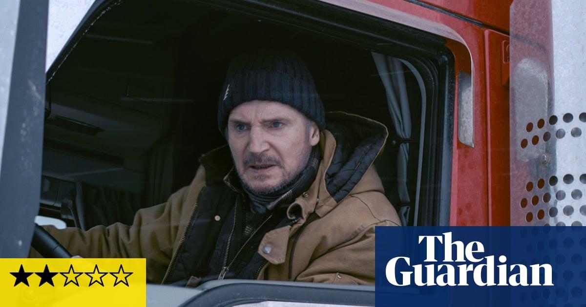 The Ice Road review – Liam Neeson slums through Netflix B-movie