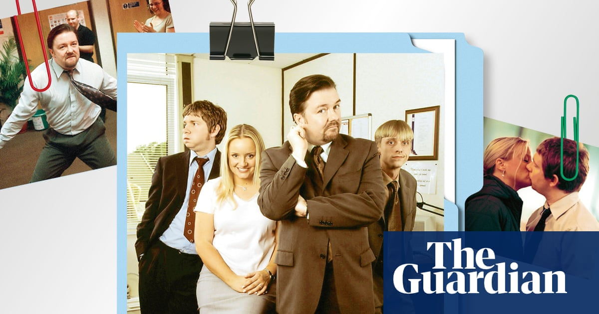 'We didn't know the rules we were rebelling against': how The Office changed comedy