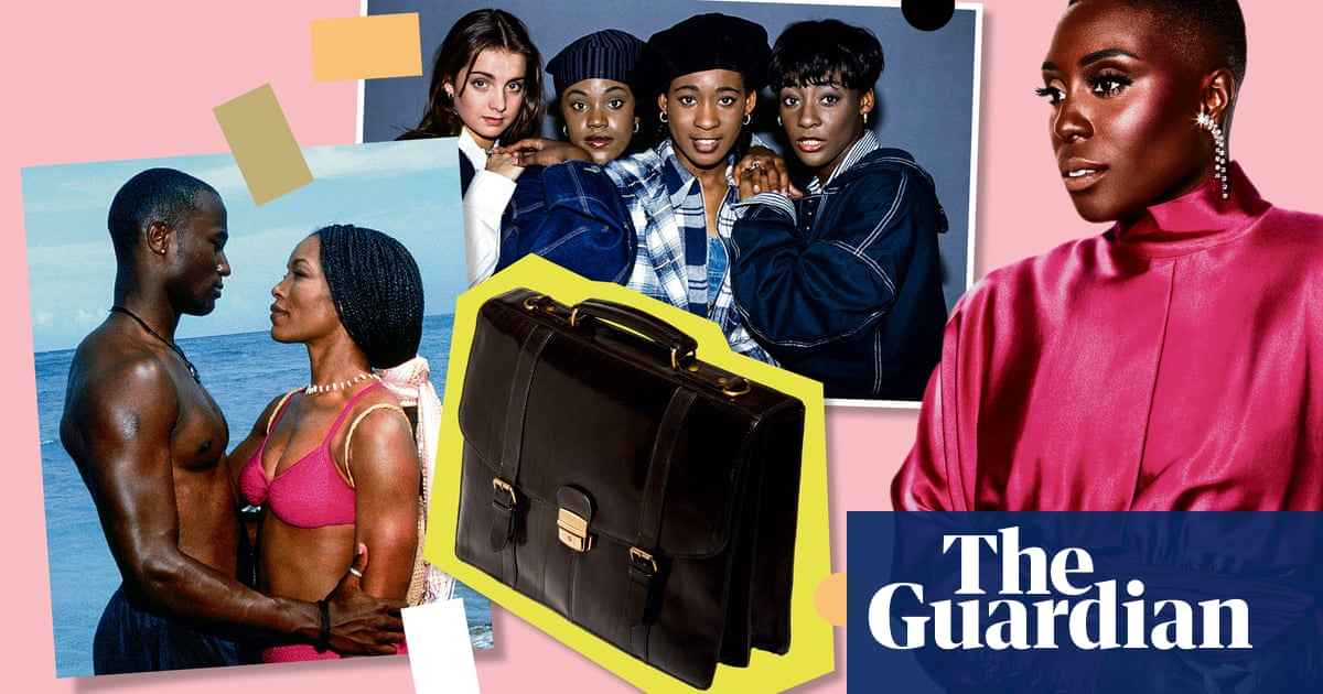 Laura Mvula's teenage obsessions: 'I thought a briefcase was the most buff thing ever'