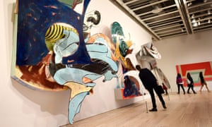Frank Stella: a career with more twists than the track at the Monaco Grand Prix