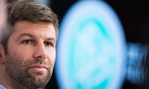 Thomas Hitzlsperger: 'It's hard to foresee when Stuttgart will have a chance again because Bayern are so dominant'.