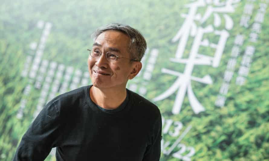 Cloud Gate founder Lin Hwai-min.