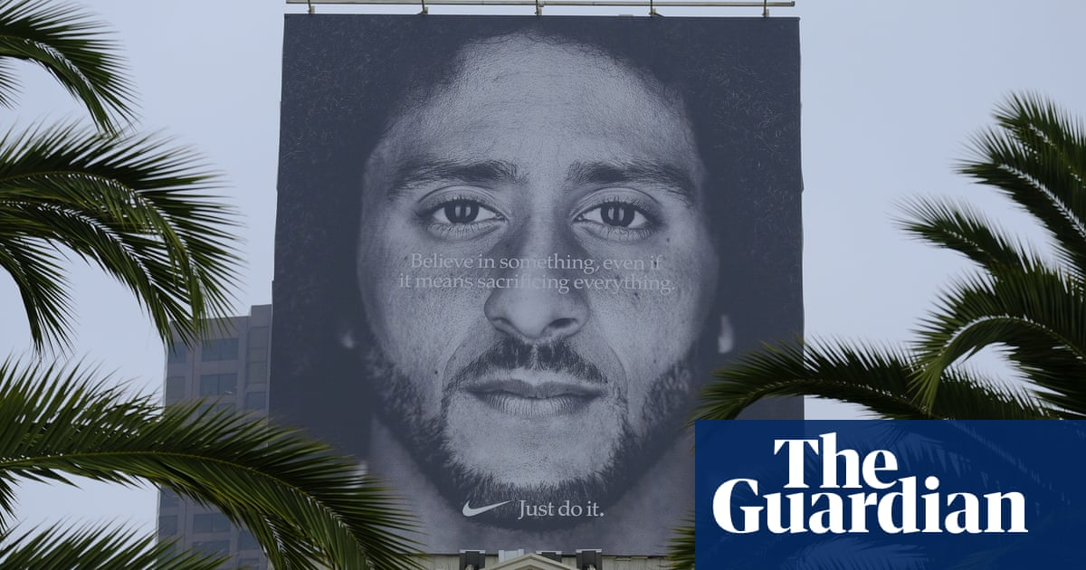 Colin Kaepernick files trademark for image of his hair and face – Trending Stuff