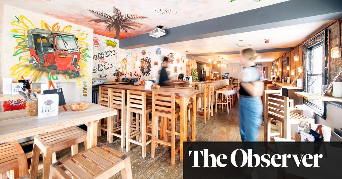 Coconut Tree, Cheltenham: 'laid-back and on point