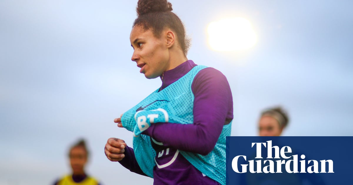 England's Demi Stokes inspired by Nicola Adams and Dina Asher-Smith