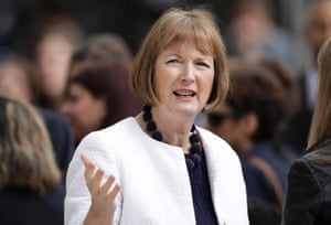 Labour MP Harriet Harman