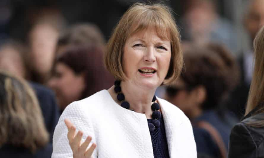 Harriet Harman will co-host the event