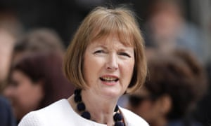 The Labour MP Harriet Harman, who is the chair of the joint committee on human rights