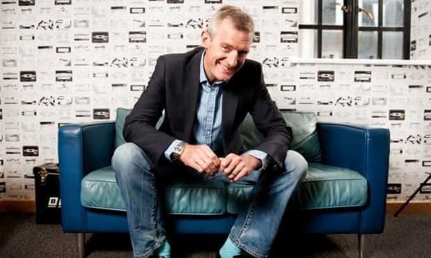 Journalists are the luckiest people in the world :   Jeremy Vine, Radio and TV presenter