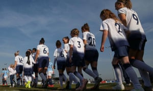 Tottenham's women's team play home games at Cheshunt and could have benefited hugely from being showcased in one of the test events at Spurs' new stadium.