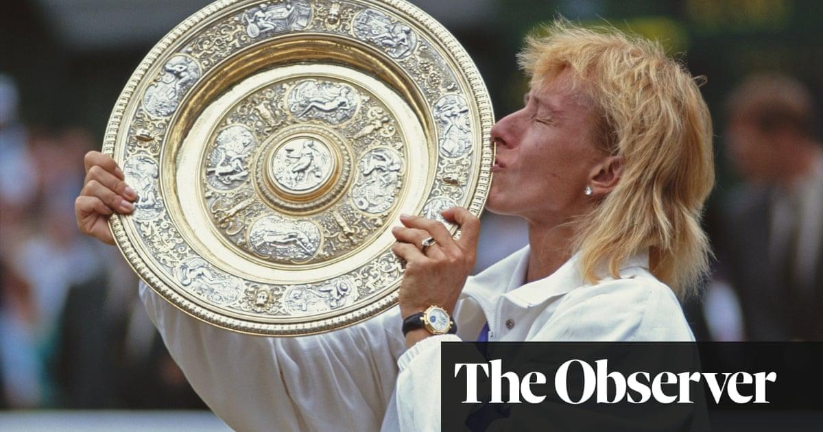 Wimbledon finally embraced Martina Navratilova during her last hurrah | Tumaini Carayol