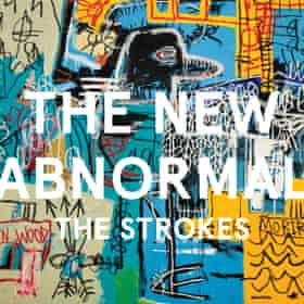 The Strokes: The New Abnormal Album art work
