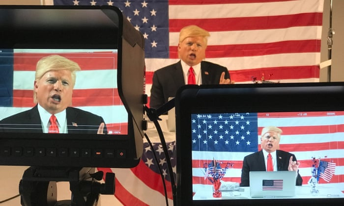 Being Donald Trump: the life of an impersonator   US news