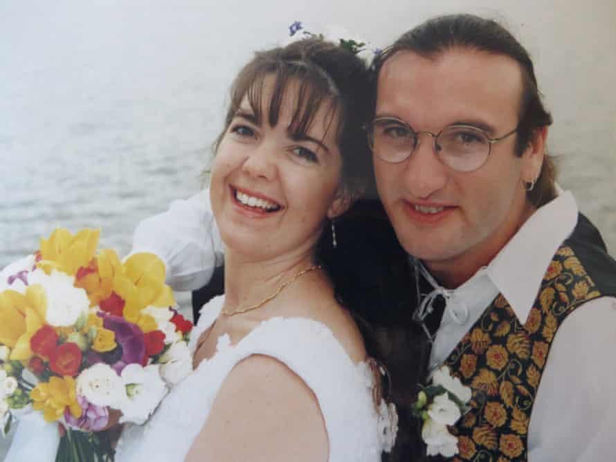 Angela Kitzelman and Don Jarmey Wedding part 1 Brisbane 1995