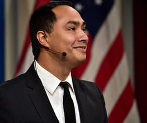 Joaquin Castro filmed the inhumane conditions inside the Clint facility in Texas, where migrants were being held.