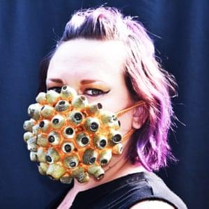 Breathing Apparatus by Adrienne DeLoe.