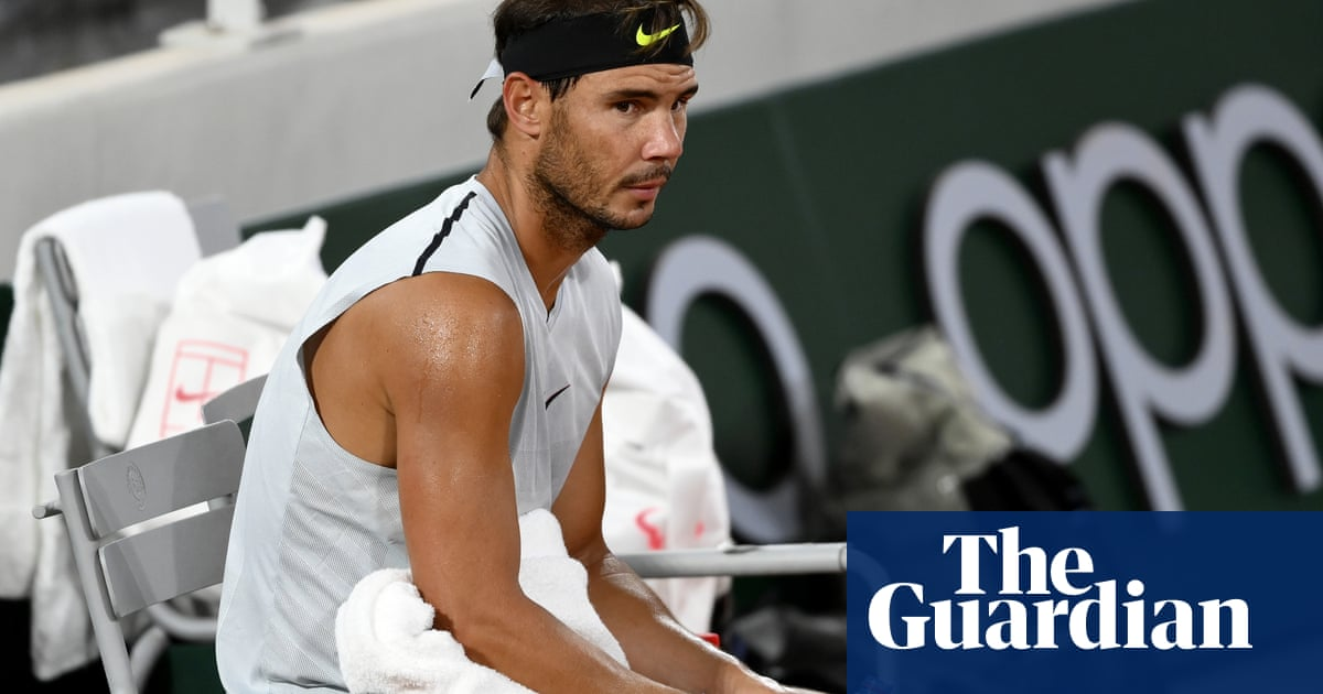 Rafael Nadal laments cold weather and change of tennis balls at French Open