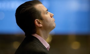 The New York Times reported that Donald Trump Jr and other aides met in August 2016 with a representative of two Gulf states offering to help the Trump campaign.