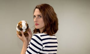 Camille Cottin in Mouche, AKA the French version of Fleabag.