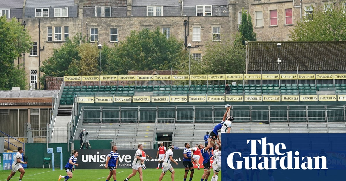Premiership rugby festive fixture list in tatters after Bath v London Irish off