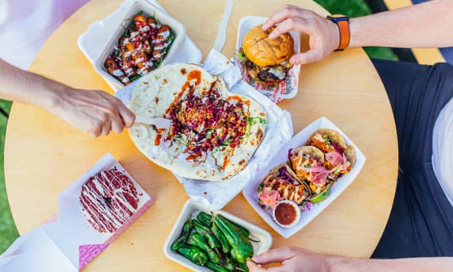 Chow Down food