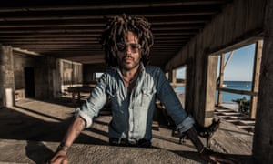 Lenny Kravitz on 30 years in music: 'I did whatever I had to