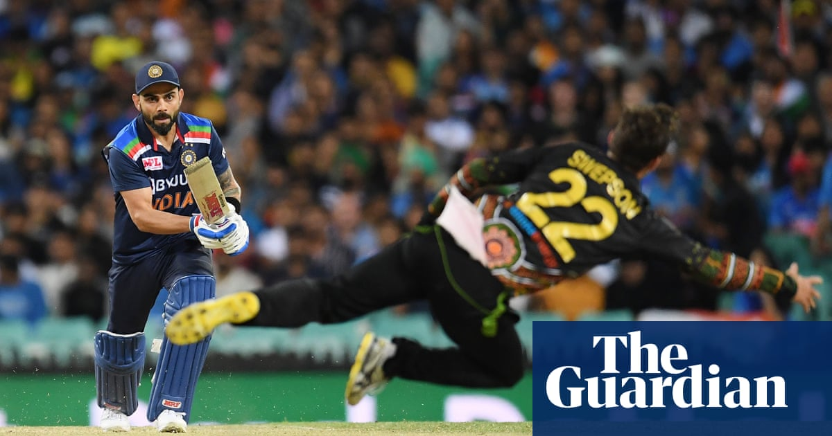 Australia weather Virat Kohli storm to end T20 series with India on winning note