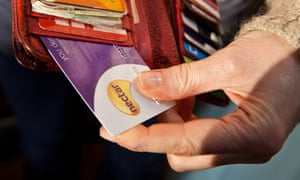 Sainsbury's Nectar card