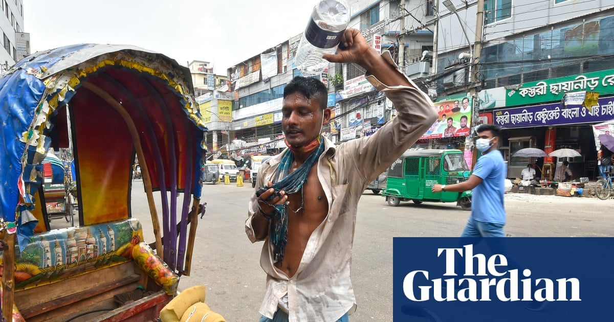 Nearly 25% of world population exposed to deadly city heat