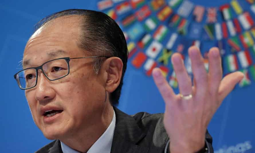 Jim Yong Kim's departure must be our cue to review role of the World Bank and the IMF today.