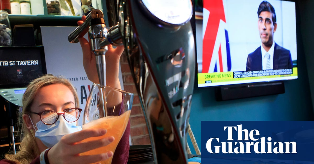 Sunak's relief over rising UK employment may be short-lived