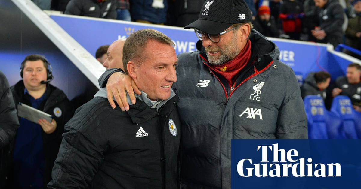 Liverpool's dismissal of Leicester shows they will be hard to stop, says Rodgers