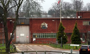 Feltham young offender institution.
