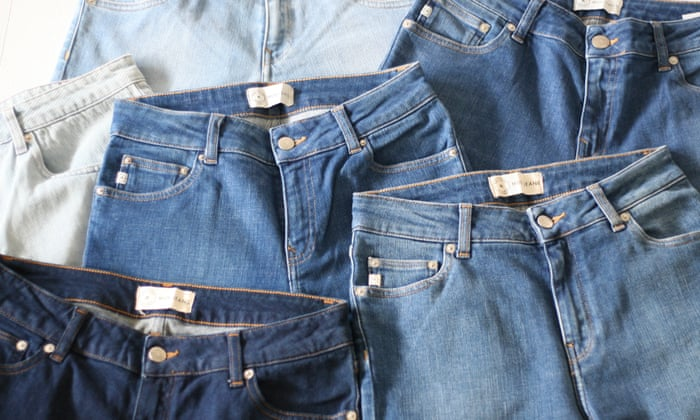 huge discount a87cd df660 Rental jeans and recycled swimsuits – six revolutionary ...