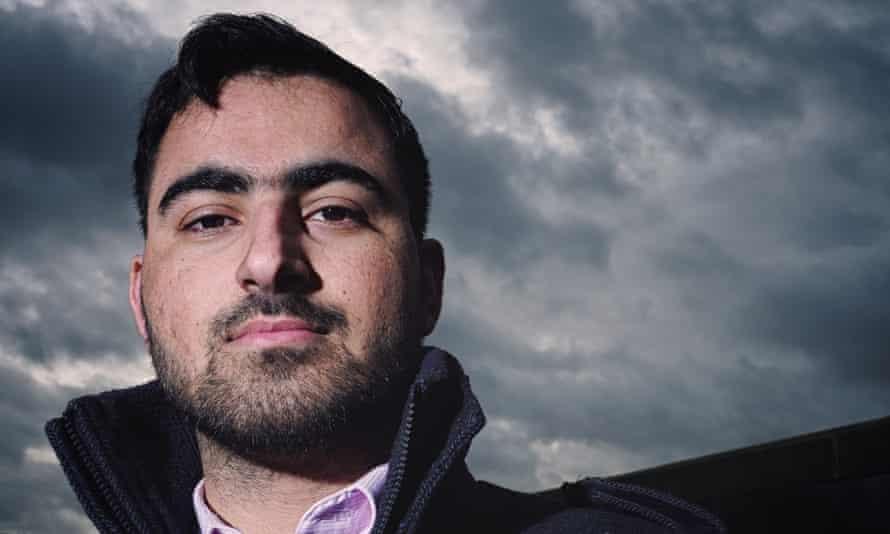 Gulwali Passarlay, writer, student and activist.
