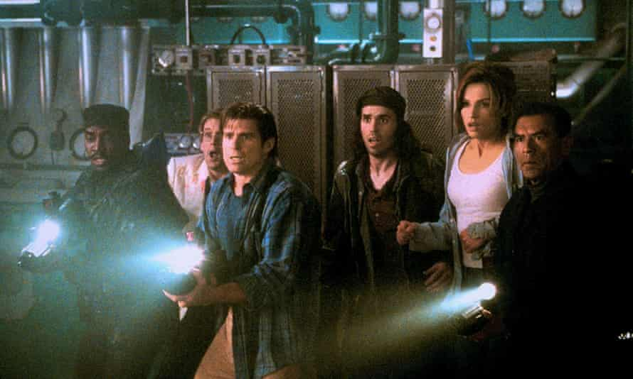 Deep Rising, a film that deserves credit as the movie that helped Sommers shape his voice as a genre-blending genius.