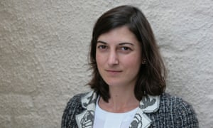 The Guardian journalist Paula Cocozza