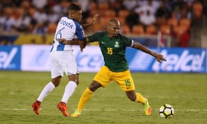 Florent Malouda helped French Guiana to a 0-0 draw in Houston