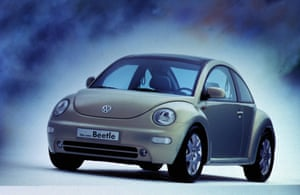 A new-look Beetle in 1999.