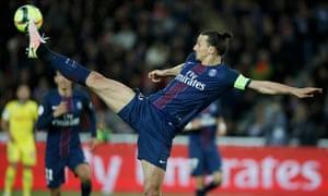 Zlatan Ibrahimovic, PSG v Nantes