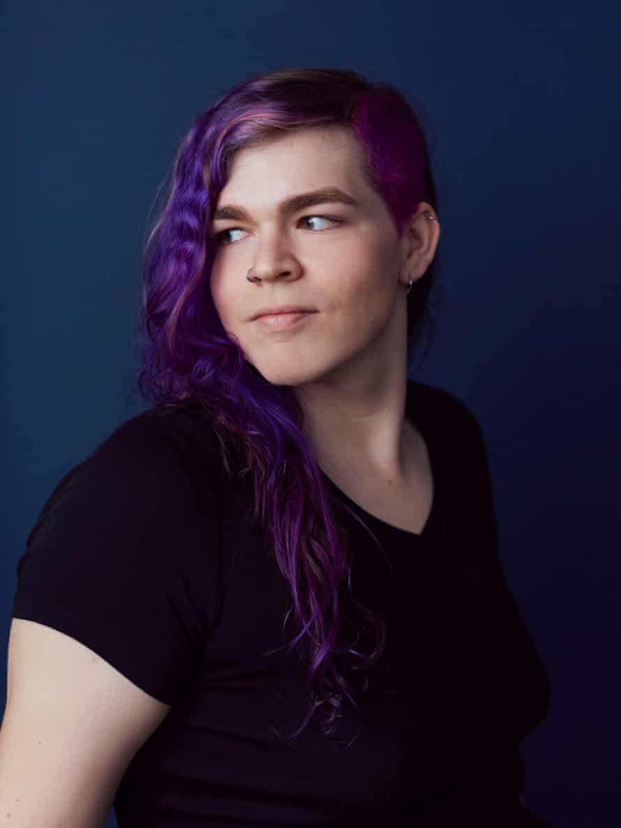 Lydia Fernandez, engineer, four years in tech: 'I'm a transwoman born and raised in Miami, Florida. In 2014 I began my first full time job at Uber. In the span of a week I moved across the country, came out of the closet, and started a new job working on problems I care about while being a person I had never been publicly.'
