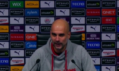 'A special instinct': Guardiola praises Phil Foden after Man City victory – video