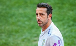 Edu is the Brazil national team coordinator but is set to join Arsenal after this summer's Copa América.