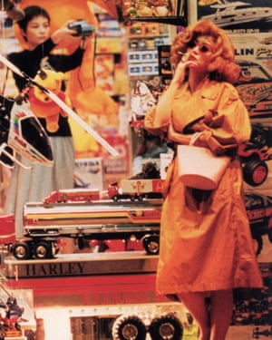 Brigitte Lin in Chungking Express (1994)