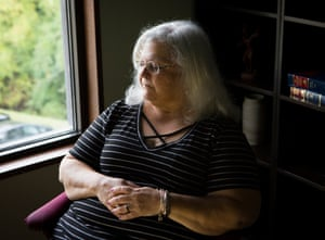 Susan Bro talks about her daughter, Heather Heyer, in September last year.